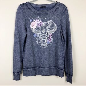 Fifth Sun Elephant Sweater